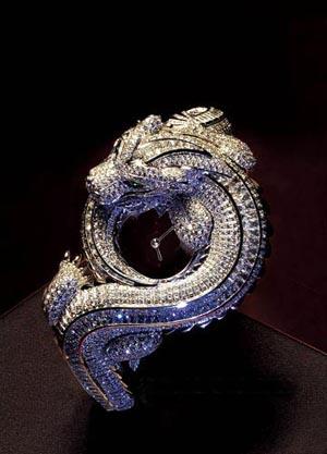 卡地亚高级珠宝腕表
