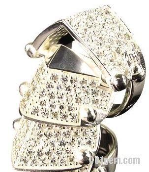几何概念 今秋珠宝首饰设计大放异彩