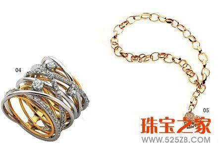 意大利顶级珠宝的精彩工艺设计