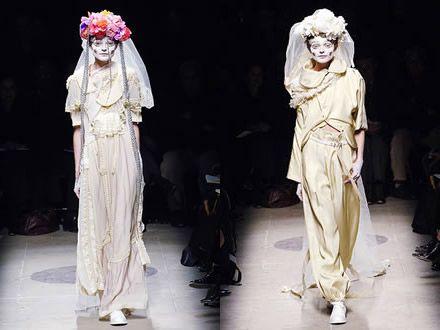 日本系列设计师之四——川久保玲