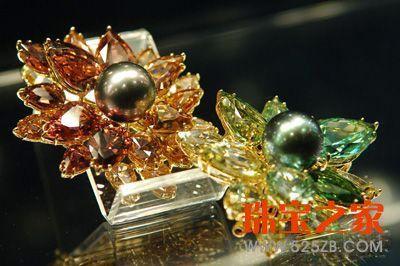 第五届大溪地珍珠首饰设计比赛(亚太区)入围作品