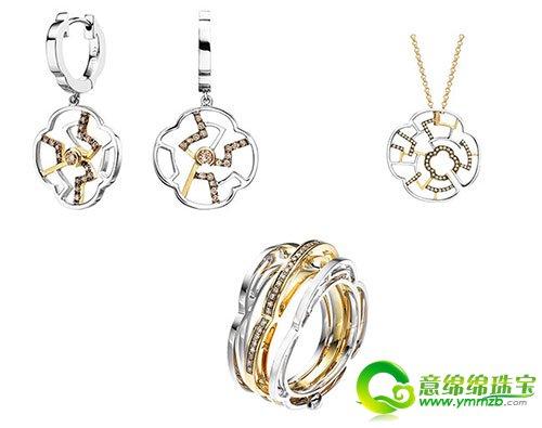 因此打造此珠宝的每一个步骤都凝聚了高度的专注,精专的技艺和精雕细