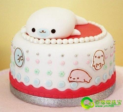 造型独特的创意婚礼蛋糕