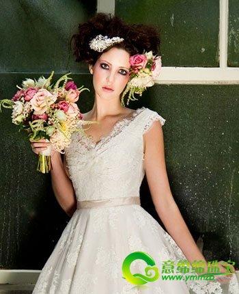 邻家女孩的可爱与俏皮 日系婚纱欣赏