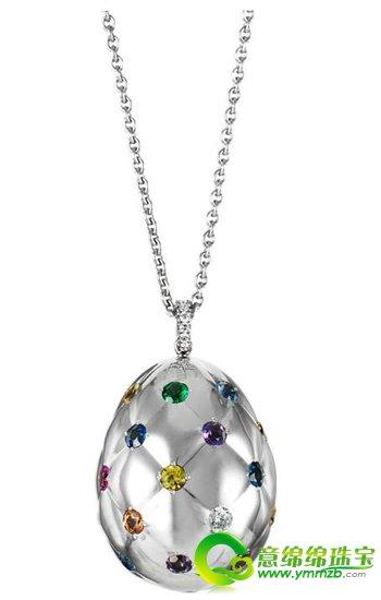 精致奢华格纹风格珠宝 珠宝设计师的魔力幻化