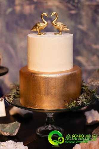 走进童话故事 魔法森林主题婚礼让你幸福满满